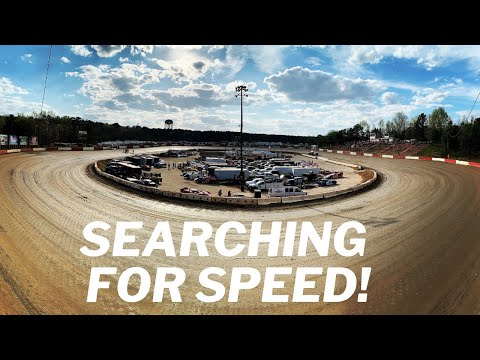 Searching For Speed At Senoia Raceway
