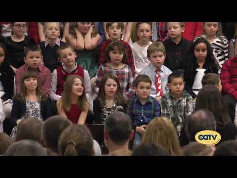 Dothan Brook School Winter Concert 2018