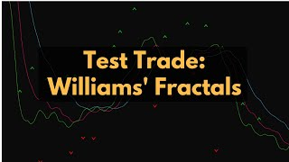 Test Trade: Williams' Fractals