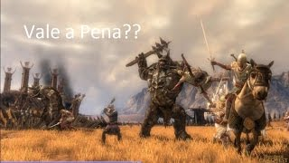 Game The Lord of the Rings Conquest - Vale a Pena??