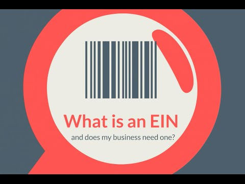 What Is An Employer Identification Number?