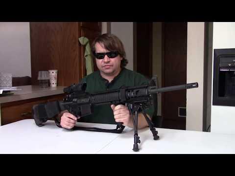 Revisiting Colt AR15 A4 to USMC M16A4 Clone - Firing & Talking (2018)