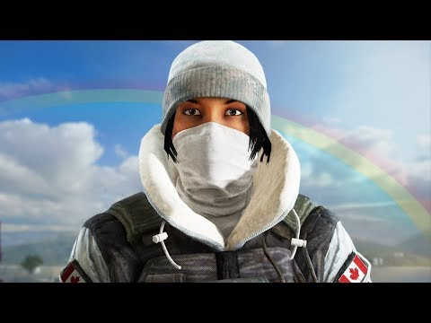 Rainbow Six Siege: ENTER RIP CITY! - (PS4 Pro Multiplayer Gameplay) - Operation Blood Orchid