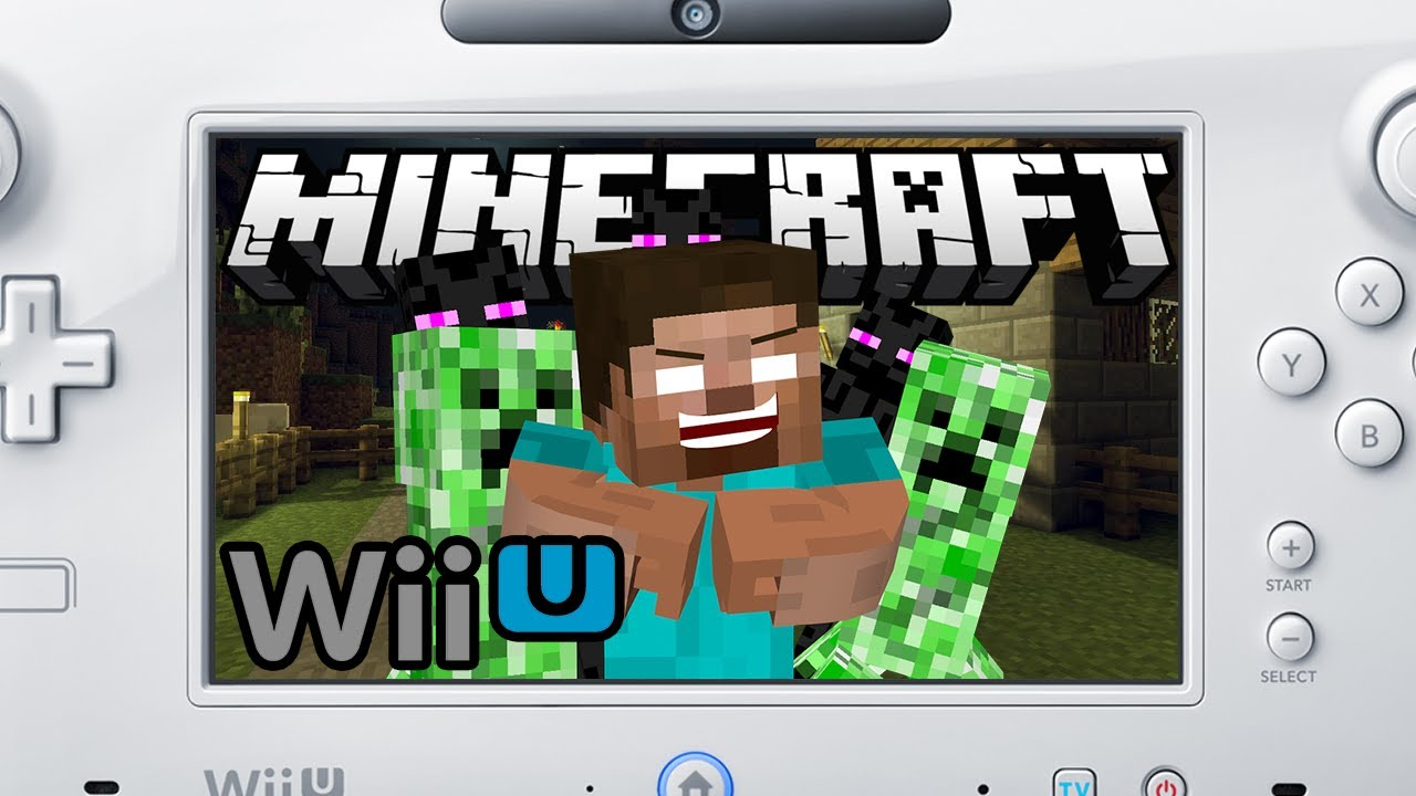 minecraft wii u edition herobrine