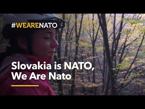 Slovakia is NATO, We Are NATO - #WeAreNATO
