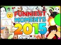 FUNNIEST GAMING MOMENTS COMPILATION - TRY NOT TO LAUGH CHALLENGE (Agario, Minecraft Funny Moments)