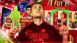 FIFA 19: 50 PLAYER PICK SBC PACKS + Gold 3 Rewards auf EHRE 🔥🔥🔥