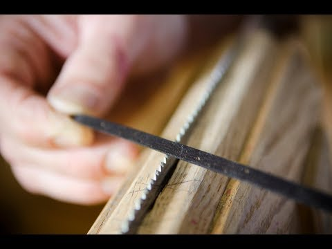How to Sharpen Hand Saws for Woodworking with Tom Calisto