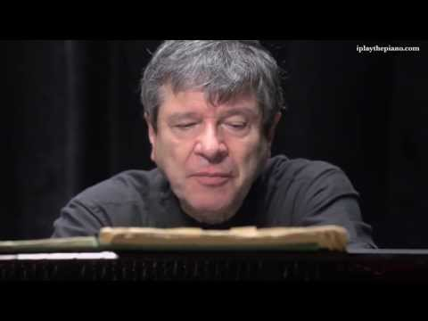 Piano Lesson on Ravel - Jacques Rouvier