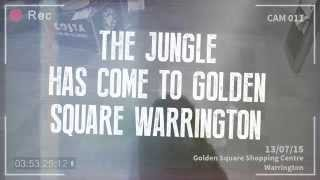 The Jungle has come to Golden Square Warrington....!