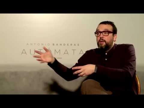 Entrevista a Gabe Ibáñez por la película 'Autómata'