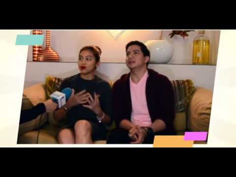 WATCH Maine & Alden Interview @ IYAM - ITALY by GMA Pinoy TV