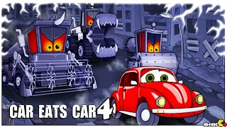 Car Eats Car 4 Walkthrough All Level