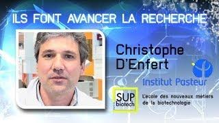 Institut Pasteur - S02E01 - Les maladies nosocomiales - Christophe D'Enfert