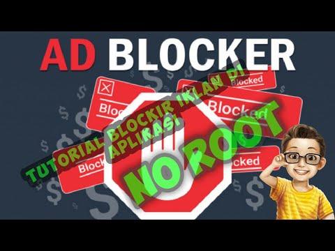 Cara Blokir Iklan pop up dan iklan lainnya pada semua HP ANDROID dengan Energized Protection (ROOT).