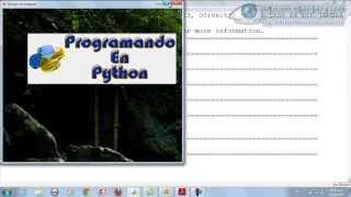 40 - Cómo Cargar Imágenes con tkinter (Python)