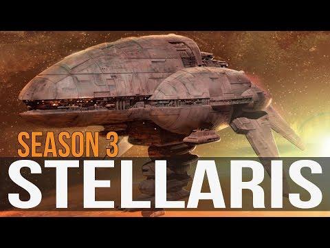 Stellaris Season 3 - #16 - The Black Hole Battle