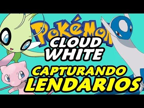 Pokémon Cloud White (Detonado - Parte 25) - Latios, Mew E Celebi