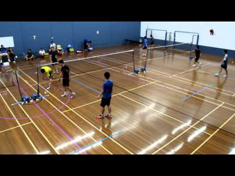 All Stars Badminton Association - Top Players Club Session 2