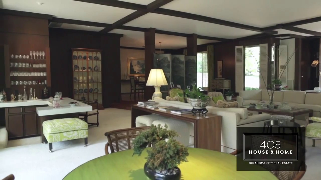 Modern Furniture Edmond Ok contemporary edmond home for sale - youtube
