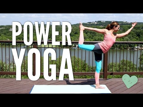 Power Yoga - with Adriene