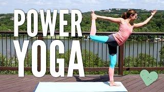 Power Yoga - with Adriene