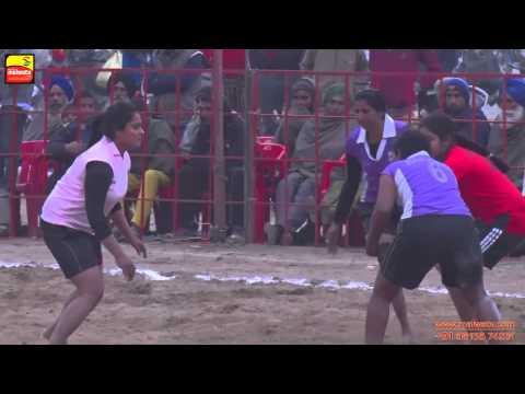 PHEROKE (Zira) Kabaddi Tournament - 2015 || Kabaddi Open SEMI- FINAL & FINAL || HD || Part 2nd.