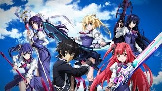 The anime will premiere on July 8, 2015 Alternative title: 空戦魔導...