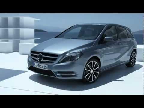 2012 mercedes b class b 200 cdi design interior youtube for Cdi interior design