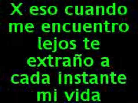 Poema De Amor Para Mi Chiquita Linda Youtube