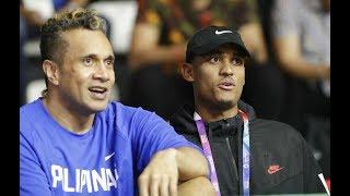 Philippines' Gilas wins men's basketball opener vs Kazakhstan