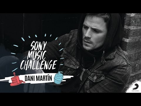 #SonyMusicChallenge - Dani Martín Prueba Colombia
