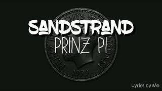 Prinz Pi - Sandstrand Lyrics 《Deep Version》