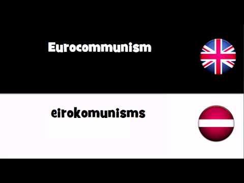 Header of Eurocommunism