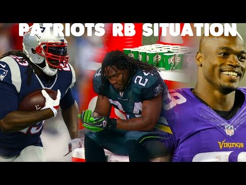 Patriots Keys Offseason Edition | Blount Contract Situation | WHO IS GONNA BE OUR POWER BACK?