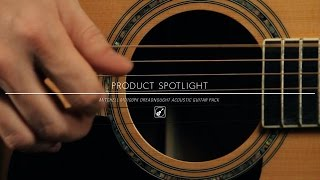 Product Spotlight Mitchell - MD100PK Dreadnought Acoustic Guitar Pack