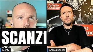 4 chiacchiere con Andrea Scanzi