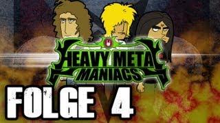 Heavy Metal Maniacs - Folge 4: Ein Leben ohne Metal?