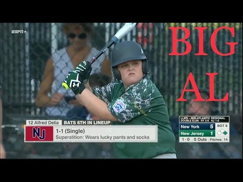 LLWS BIG AL Highlights 2018 ᴴᴰ
