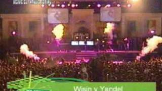 Wisin Y Yandel - My Space - En Barinas Vzla - By PilOn