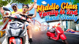 Middle Class Family ki 2nd Hand Scooty    Aditi Sharma