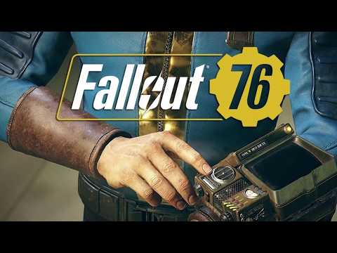 "Fallout 76 - Teaser Trailer Music ""Country Roads"" (Full version)"