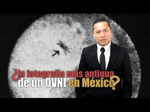 El primer OVNI fotografiado por un mexicano
