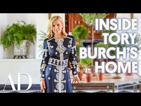 Inside Tory Burch's Hamptons House  Architectural Digest