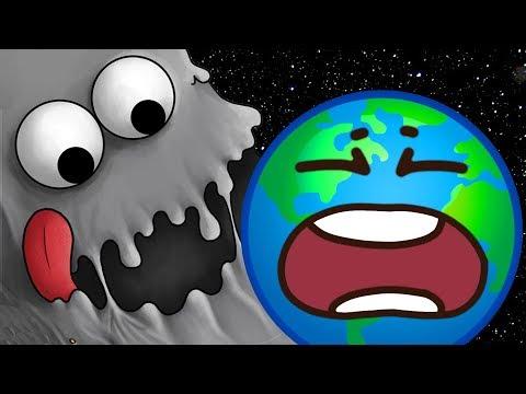 СУПЕР ГЛАЗАСТИК съедает ПЛАНЕТЫ, ГАЛАКТИКИ И ВСЕЛЕННЫЕ! Мультик ИГРА Tasty Planet Forever