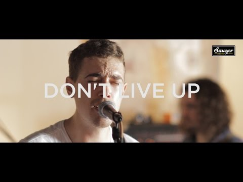 "Born Ruffians - ""Don't Live Up"""