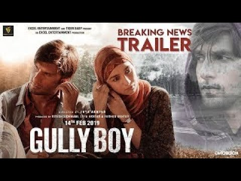 Gully Boy - Official Trailer | Ranveer Singh | Alia Bhatt | 14th Feb 2019