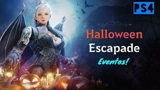 Black Desert PS4 EVENTOS DE HALLOWEEN