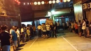 2015/9/16七房龍聖宮三聖王明轎開宗明義指示