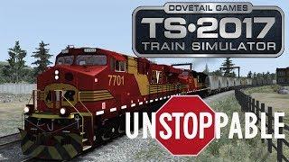 Train Simulator 2017 - AWVR 777 Unstoppable